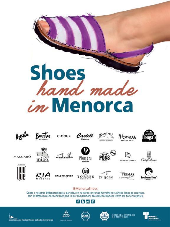 2 5 Asociación de fabricantes de calzado de Menorca
