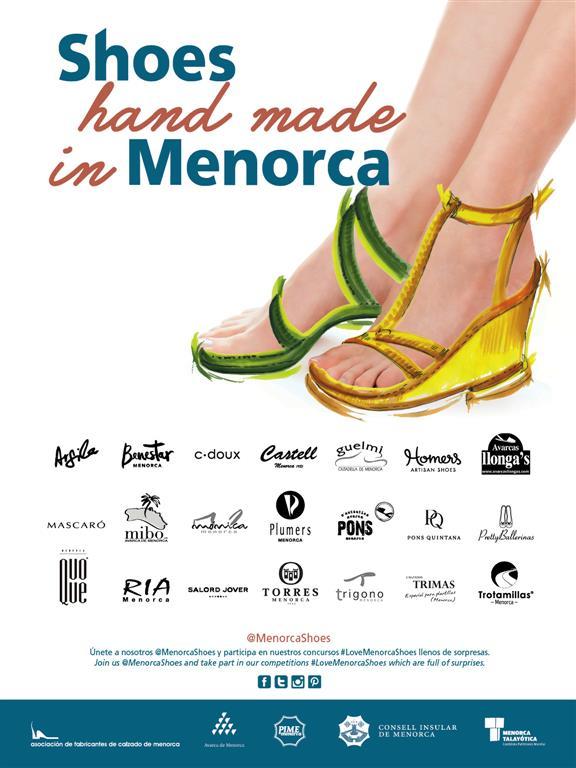 3 3 Asociación de fabricantes de calzado de Menorca