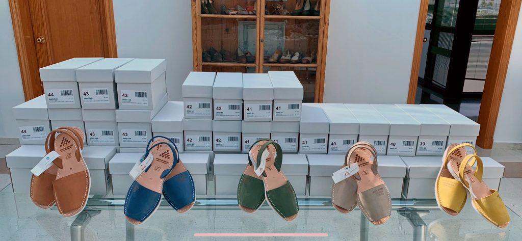 Q1 Asociación de fabricantes de calzado de Menorca