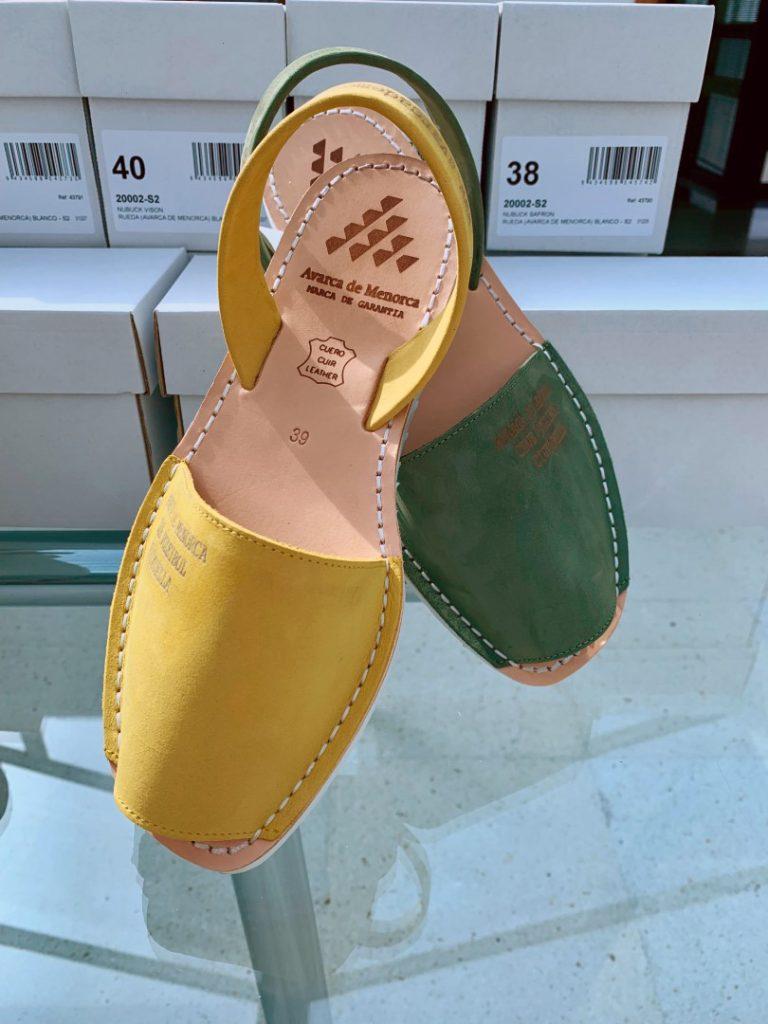 Q2 1 Asociación de fabricantes de calzado de Menorca