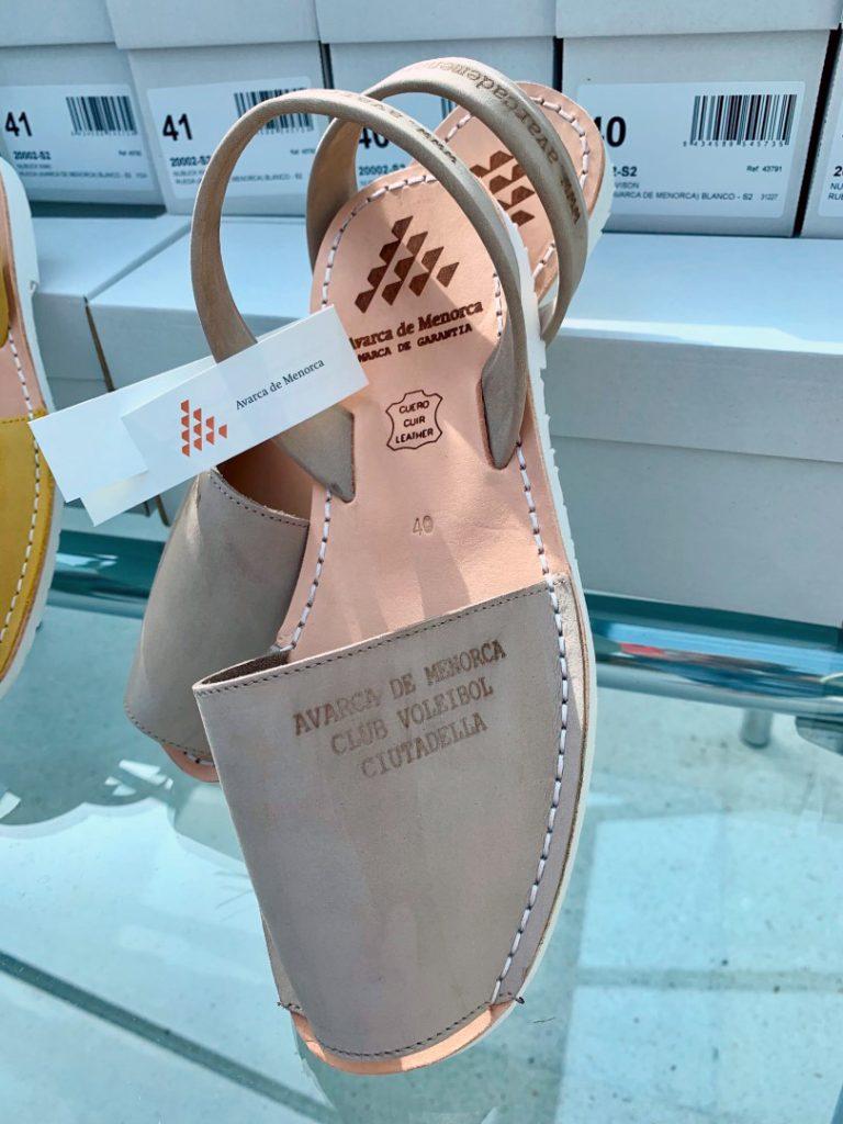 Q3 Asociación de fabricantes de calzado de Menorca