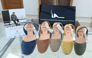destacada 1 Asociación de fabricantes de calzado de Menorca