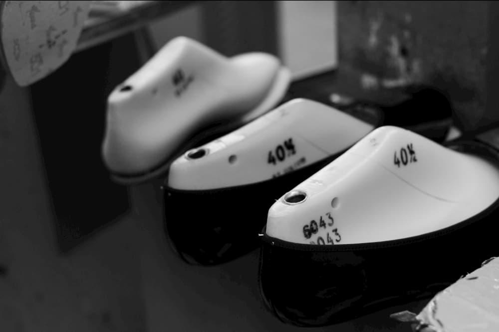 elaboracion zapatos 1 Asociación de fabricantes de calzado de Menorca