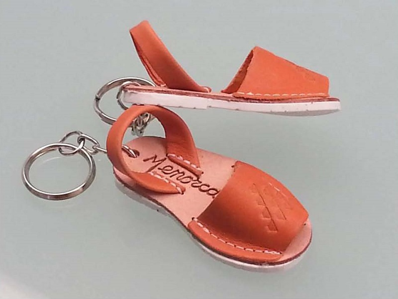 llave Asociación de fabricantes de calzado de Menorca